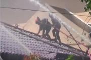 Si Jago Merah Habiskan 5 Rumah Dinas Polda Kalbar di Pontianak