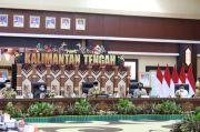 Gubernur Kalteng Tandatanganani Komitmen Bersama Program Pemberantasan Korupsi Terintegrasi