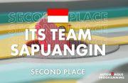 Tim Sapuangin ITS Raih Juara di Autonomous Programming SEM Asia 2021