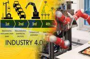 Dianggap Gusur Manusia, Kemenperin: Pemahaman Industri 4.0 Banyak yang Keliru