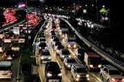 Arus Balik Paskah, 343 Ribu Kendaraan Masuk Jakarta