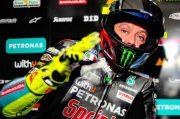Melempem di Qatar, Valentino Rossi Janji Tebus Kegagalan di Eropa
