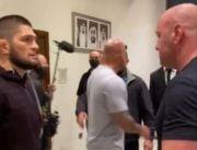 Pengakuan Khabib Nurmagomedov dan Diplomasi Makan Malam Bos UFC