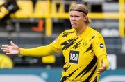 Koeman Belum Mau Bahas Soal Transfer Erling Haaland ke Barcelona