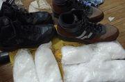 Bandara Kualanamu Gempar, 2 Penumpang Bawa Sabu 2 Kg Disimpan di Sepatu