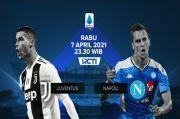 Preview Juventus vs Napoli: Pertaruhan Karier Pirlo