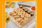 Viral, Queen Dimsum Gunakan Bahan Seafood Berkualitas