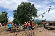 NTT Diterjang Badai Siklon Tropis Seroja, PLN Perbaiki 359 Gardu Listrik