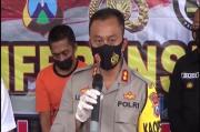 Kediri Gempar, AHS Diringkus Polisi Saat Menunggui Istrinya Berhubungan Seks dengan Pelanggan