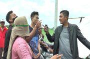 Lahan Sawah Tiba-tiba Diuruk untuk Perumahan, Pemuda Demak Ngamuk