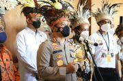 Luar Biasa! Kapolda Jateng Launching Program Pola Anak dan Orang Tua Asuh Pelajar/Mahasiswa Asli Papua
