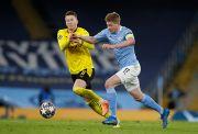Kevin De Bruyne Sesali Lahirnya Gol Tandang Dortmund
