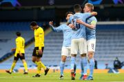 Man City Menang, Guardiola Belum Tenang