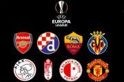 Jadwal Leg Pertama Perempat Final Liga Europa, Jumat (9/4/2021) dini hari WIB