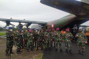 Korps Marinir Kirim Prajurit Marinir Terbaik Bantu Penanganan Banjir di NTT