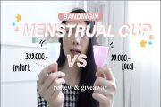 Ini Menstrual Cup Terbaik untuk Perempuan ala YouTuber Lifestyle, Carysha