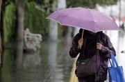 Hari Ini Jakarta Selatan dan Jakarta Timur Diprediksi Diguyur Hujan