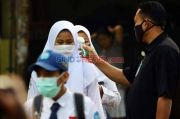 Jelang Belajar Tatap Muka, Begini Penerapan Prokes di SMKN 2 Jakarta