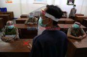 57 Siswa SDN 01 Sukapura Ikuti Uji Coba Belajar Tatap Muka
