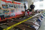 Senjata Tawuran, Knalpot Racing hingga Narkoba Dipamerkan di DPRD Kota Bogor