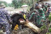 Tertimbun Batang Kayu, 4 Jenazah Korban Banjir Bandang di Adonara Ditemukan