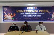 Pastikan Kesiapan PON XX Tahun 2021, Panitia Gelar Cdm Meeting II