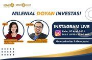 Simak Tips Investasi untuk Milenial dari MNC Sekuritas x MNC Asset, Malam Ini di Instagram Live!
