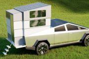 Tesla Tawarkan Camper yang Bisa Digendong Cybertruck, Ini Kecanggihannya