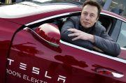 Elon Musk Tegaskan China Tak Perlu Khawatir Kamera Mobil Bawaan Tesla