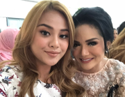 Krisdayanti Sudah Tahu Aurel Hermansyah Punya Kista Sejak Umur 16 Tahun