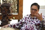Di Webinar Okezone, Menko Airlangga: Ekonomi Membaik, Dukungan Media Dibutuhkan untuk Indonesia Bangkit