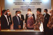 Pertamina-FSPPB Resmi Perpanjang Perjanjian Kerja Bersama