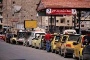 Pengiriman 3,5 Juta Barel Minyak Iran Mendekati Suriah
