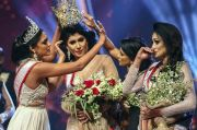 Dituding Janda, Juara Ratu Kecantikan Bertikai dengan Mantan Pemenang di Panggung