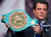 Sabuk WBC Mestizo Spesial buat Saul Canelo Alvarez vs Billy Joe Saunders