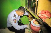 Obok-obok Rutan Medaeng, Petugas Temukan Tiga Buah Handphone, Kabel Hingga Korek Api