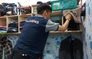 Warga Binaan Rutan Salatiga Kelabakan, Petugas Mendadak Geledah Kamar