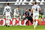 Ronaldo dan Dybala Cetak Gol, Juventus Kalahkan Napoli
