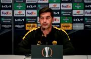 Liga Europa: AS Roma Isyaratkan Tampil Bertahan di Kandang Ajax