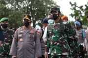 Panglima TNI Bersama Kapolri Tinjau Penanganan Bencana di NTT dan NTB