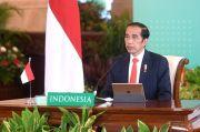 Presiden Jokowi Hadiri KTT D-8 OKI secara Virtual