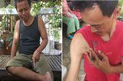 Aksi Heroik Warga Gagalkan Perampok Bersenpi yang Beraksi di Siang Bolong
