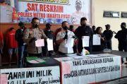 Kasus Mafia Tanah di Bungur Jakpus, Polisi Tangkap 3 Otak Intelektual Aksi Premanisme