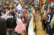 Warga Desa Rantau Pandan Tutup Akses Perusahaan Batu
