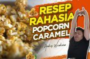 Finalis MasterChef Indonesia Audrey Wicaksana Berbagi Resep Mudah Popcorn Caramel