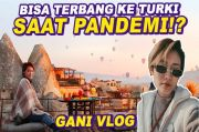 Keliling Turki, Model Cantik Ayu Gani Malah Diminta Melantai di Catwalk