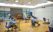 JIS Ujicoba Pembukaan Sekolah Terbatas dengan Blended Learning