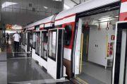 LRT Jabodebek Menuju Operasional di 2022, Begini Progresnya