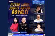 Simak The Indonesia Economic Club Malam Ini Pukul 21.00 WIB: Putar Lagu Harus Bayar Royalti!