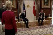 Insiden Sofagare, Turki Bantah Kucilkan Presiden Komisi Eropa